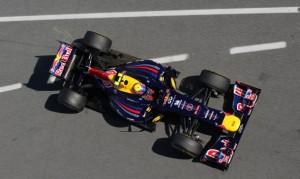 Red Bull RB8, pré-temporada em Barcelona
